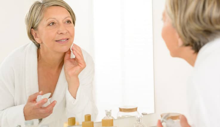 5 Ways to Make Peace with Skin Changes in Menopause