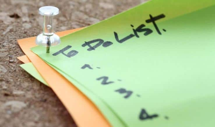 The Number One Way to Put Yourself on Your To-Do List