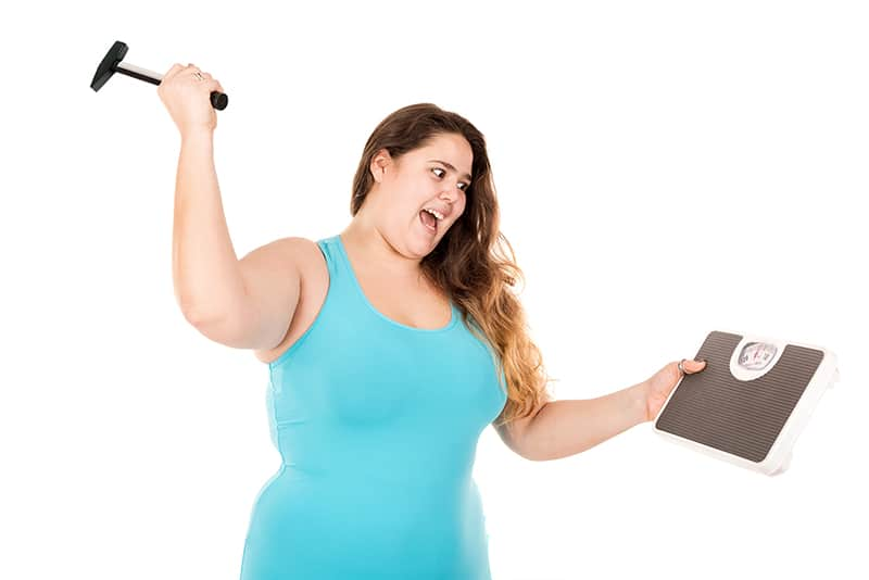 Why Can't I Lose Weight??? Could it be My Thyroid?