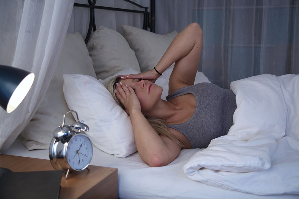 Is Perimenopause Stealing YOUR Sleep?